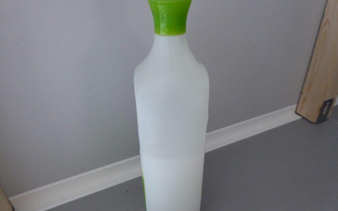 Liquide vaisselle maison.