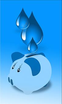 Combien consomme un ménage en eau?