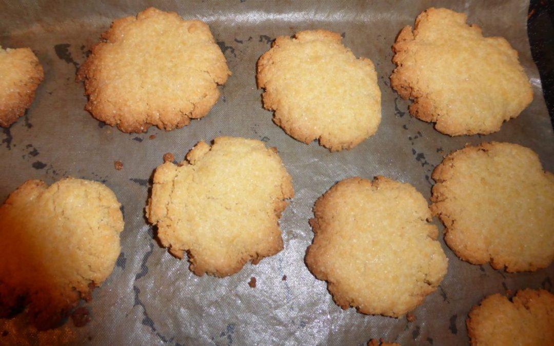Petits sablés Breton sans gluten
