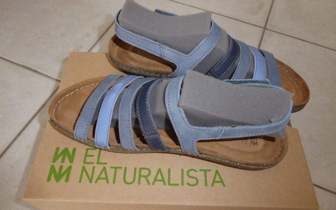 El Naturalista une marque de chaussures Ethiques.