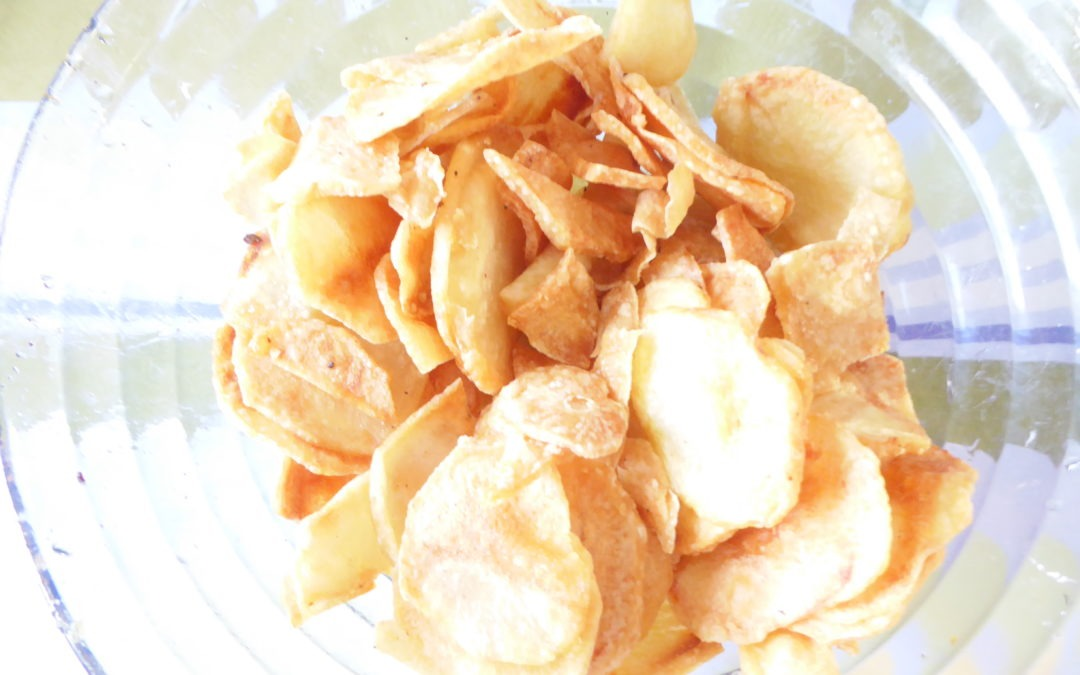 Chips maison.