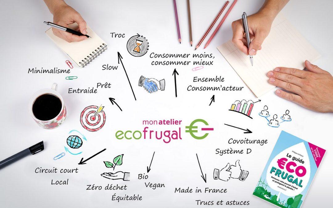 Je viens d'être nommée Ambassadrice Ecofrugal.