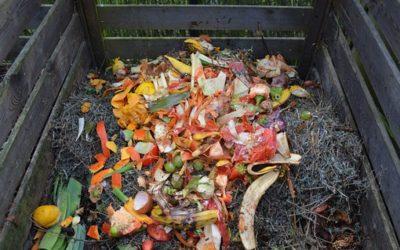Le compostage ou comment réduire vos déchets d'un tiers.