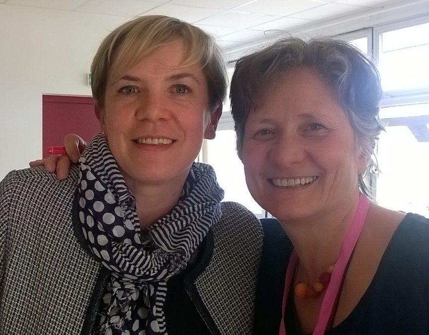 Anne Sophie, formatrice en communication bienveillante