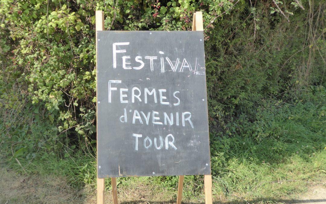 Ferme avenir tour de Rennes jour 1