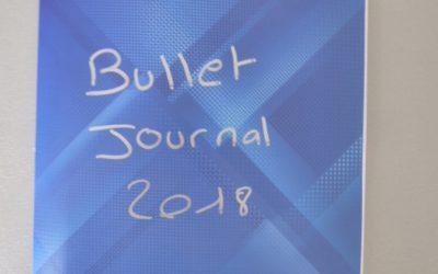Mon bullet journal 2018