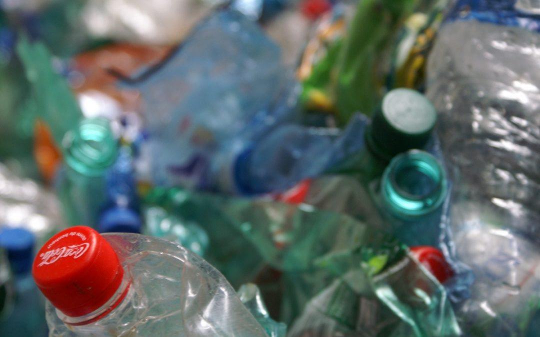 Visite du centre de tri des déchets recyclables à Vannes