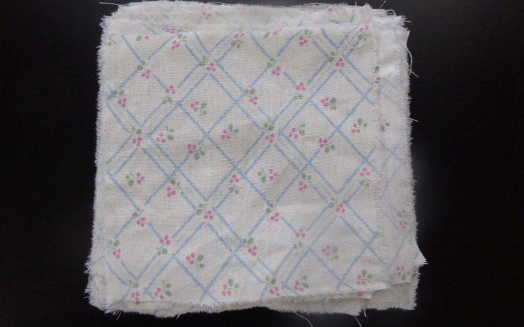 Vous êtes plutôt mouchoirs en tissu ou mouchoirs en papier?
