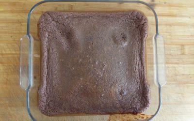 Fondant au chocolat sans gluten de Basile
