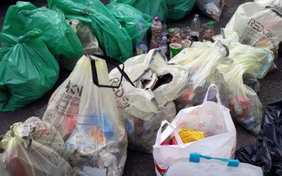 Bilan du nettoyage de la ville de Redon du 21 septembre 2019
